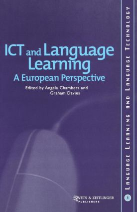 ICT and Language Learning: a European Perspective: 1st Edition (Paperback) book cover