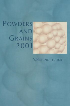 Powder and Grains 2001: 1st Edition (Hardback) book cover