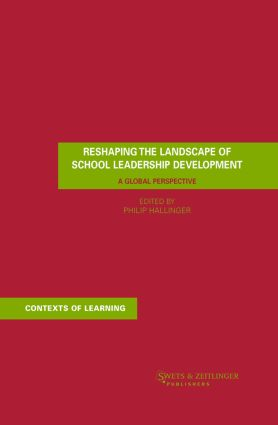 Reshaping the Landscape of School Leadership Development: A Global Perspective book cover