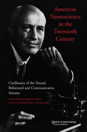 American Neuroscience in the Twentieth Century: 1st Edition (Hardback) book cover