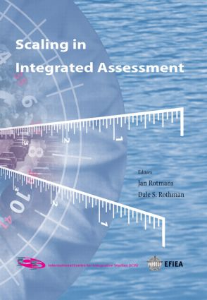 Scaling in Integrated Assessment: 1st Edition (Hardback) book cover
