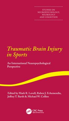 Traumatic Brain Injury in Sports: 1st Edition (Hardback) book cover