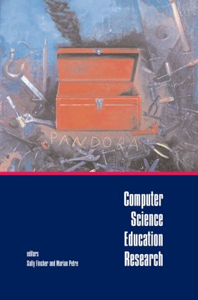 Computer Science Education Research: 1st Edition (Hardback) book cover