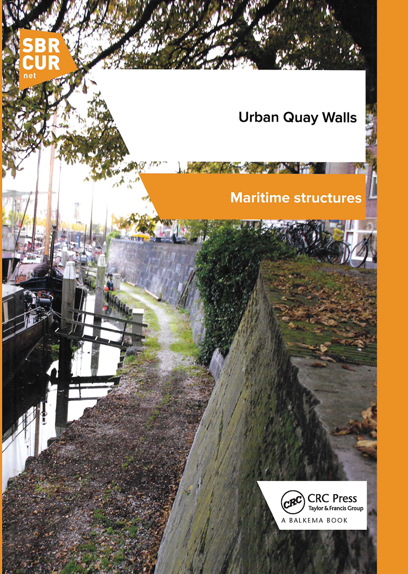 Urban Quay Walls: 1st Edition (Hardback) book cover