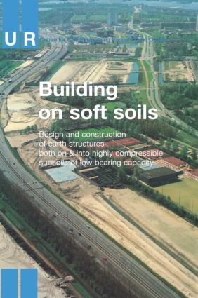 Building on Soft Soils: 1st Edition (Hardback) book cover