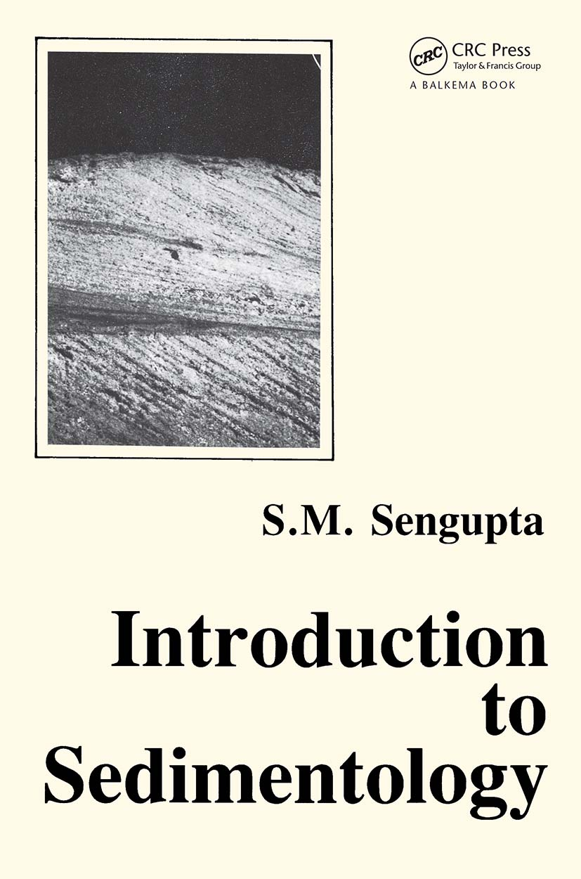 Introduction to Sedimentology: 1st Edition (Hardback) book cover