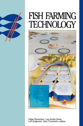 Fish Farming Technology: 1st Edition (Hardback) book cover