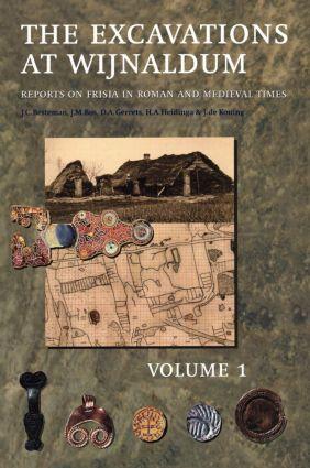 The Excavation Near Wijnaldum: 1st Edition (Hardback) book cover