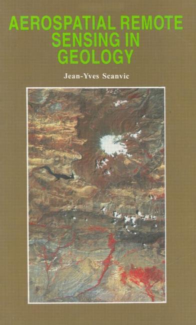 Aerospatial Remote Sensing in Geology book cover