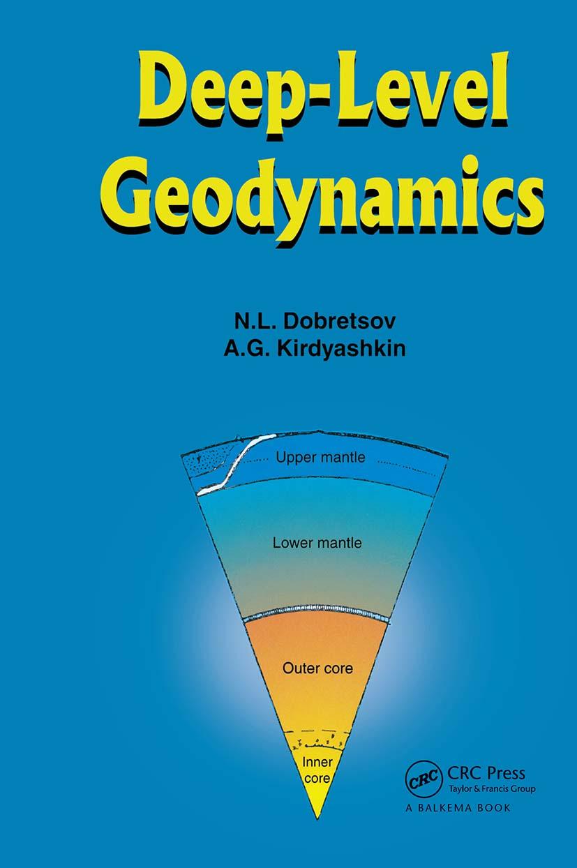 Deep-level Geodynamics: 1st Edition (Hardback) book cover