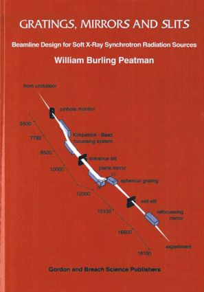 Gratings, Mirrors and Slits: Beamline Design for Soft X-Ray Synchrotron Radiation Sources, 1st Edition (Hardback) book cover