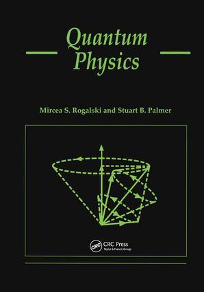 Quantum Physics: 1st Edition (Paperback) book cover