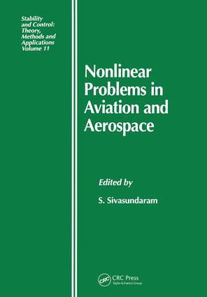Nonlinear Problems in Aviation and Aerospace: 1st Edition (Hardback) book cover