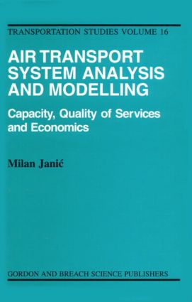 Air Transport System Analysis and Modelling: 1st Edition (Hardback) book cover