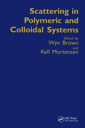 Scattering in Polymeric and Colloidal Systems
