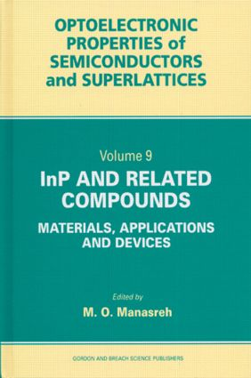 InP and Related Compounds: Materials, Applications and Devices, 1st Edition (Hardback) book cover