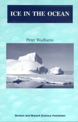 Ice in the Ocean: 1st Edition (Hardback) book cover