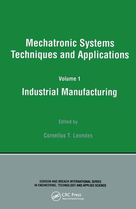 Industrial Manufacturing: 1st Edition (Hardback) book cover
