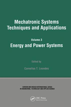 Energy and Power Systems: 1st Edition (Hardback) book cover