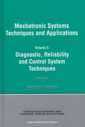 Diagnostic, Reliablility and Control Systems: 1st Edition (Hardback) book cover