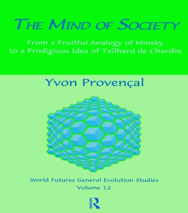 Mind of Society (Hardback) book cover