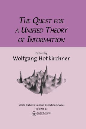 Quest For A Unified Theory: 1st Edition (Hardback) book cover