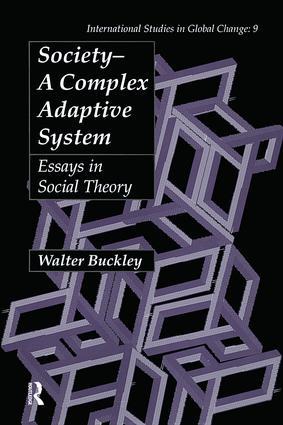 Society: 1st Edition (Hardback) book cover