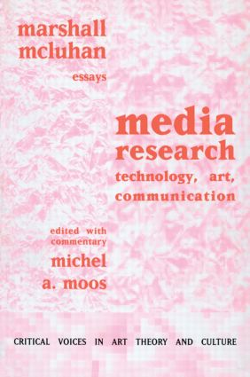 Media Research: Technology, Art and Communication (Paperback) book cover