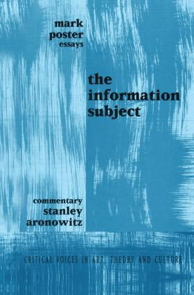 Information Subject: 1st Edition (Paperback) book cover