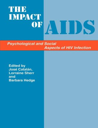 Impacts of Aids:Psych&Soc Aspe: 1st Edition (Paperback) book cover