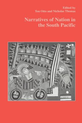 Narratives of Nation in the South Pacific book cover
