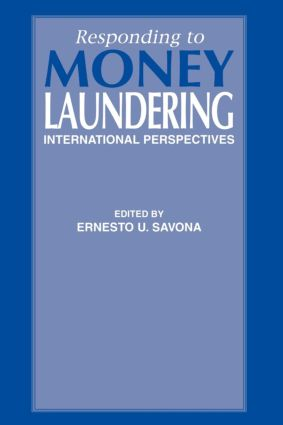 Responding to Money Laundering (Paperback) book cover