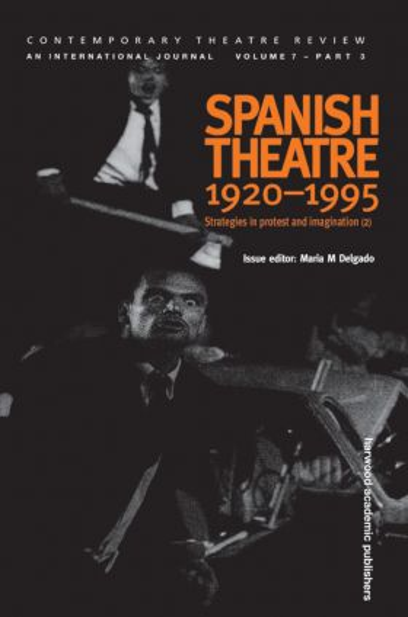 Spanish Theatre V 2 (e-Book) book cover