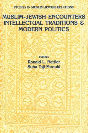 Muslim-Jewish Encounters: 1st Edition (Paperback) book cover