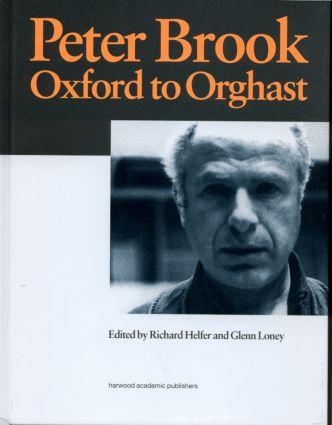 Richard Peaslee: Creating music for Peter Brook