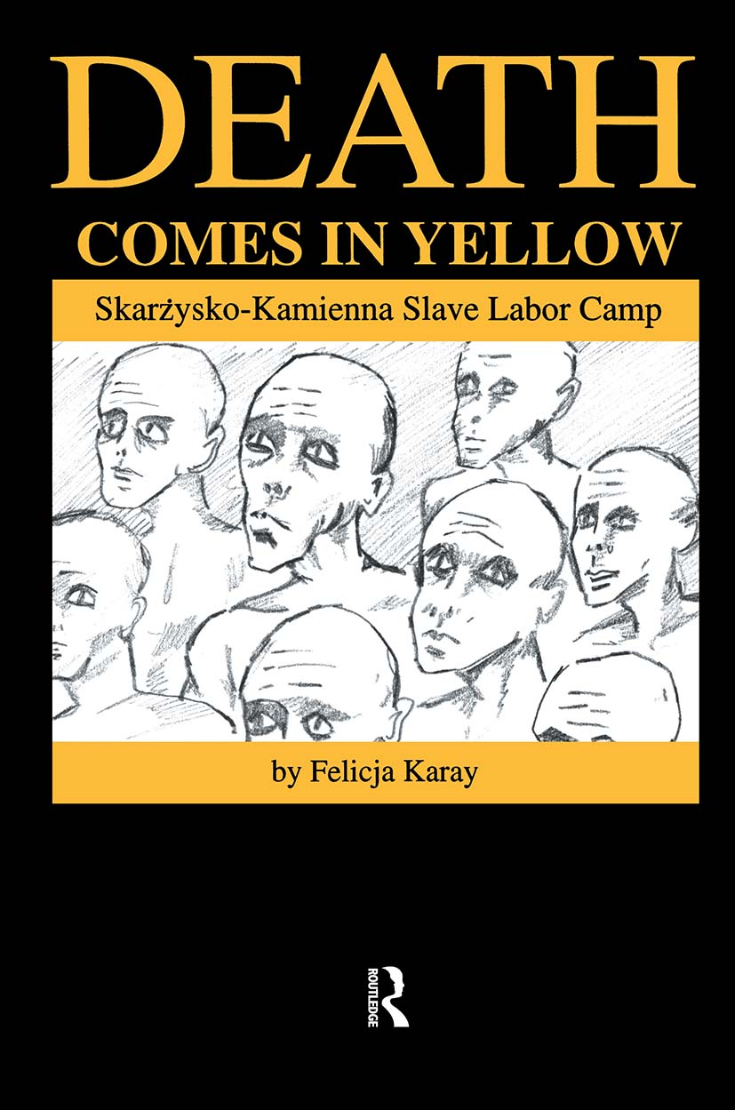 Death Comes in Yellow