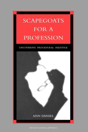 Scapegoats for a Profession: 1st Edition (Paperback) book cover