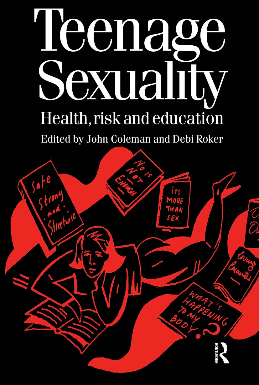 Teenage Sexuality: 1st Edition (Paperback) book cover