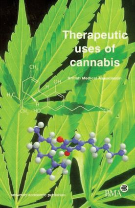 Therapeutic Uses of Cannabis: 1st Edition (Hardback) book cover
