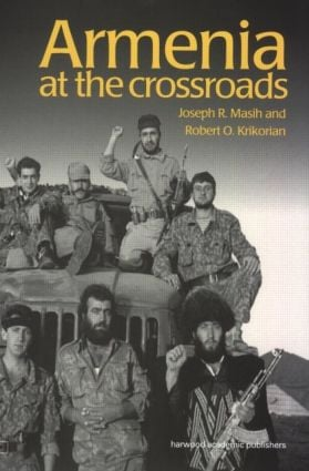 Armenia: At the Crossroads book cover