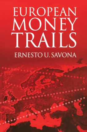 European Money Trails (Hardback) book cover