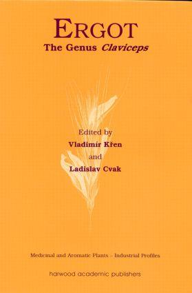 Ergot: The Genus Claviceps book cover