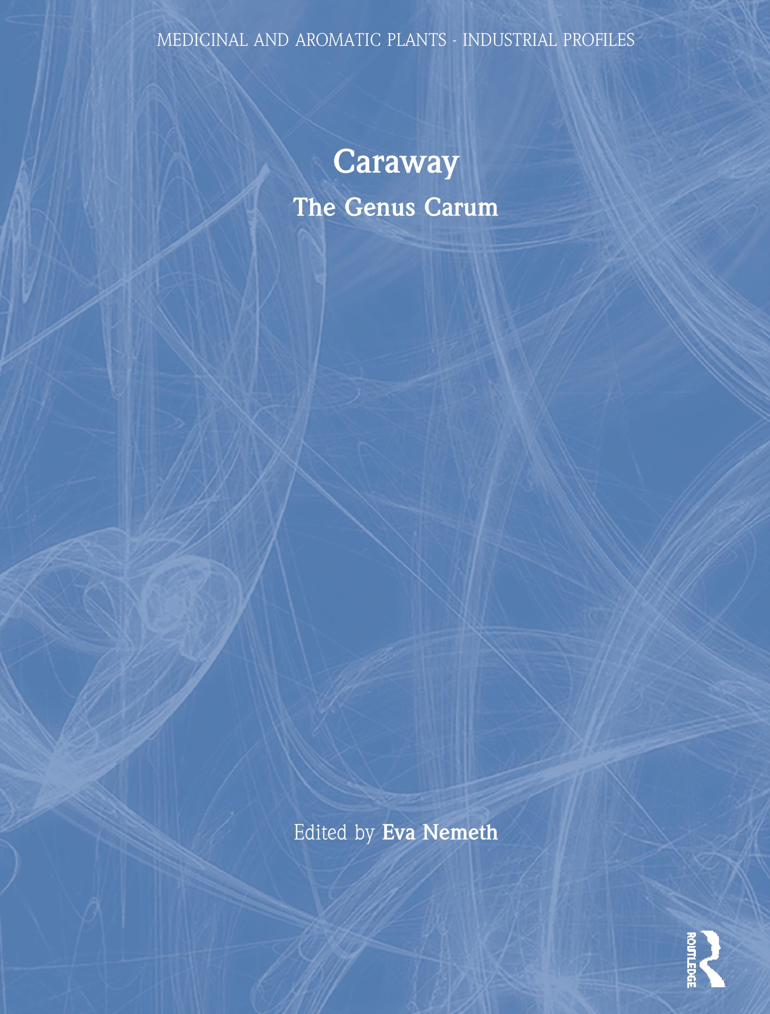 Caraway: The Genus Carum book cover