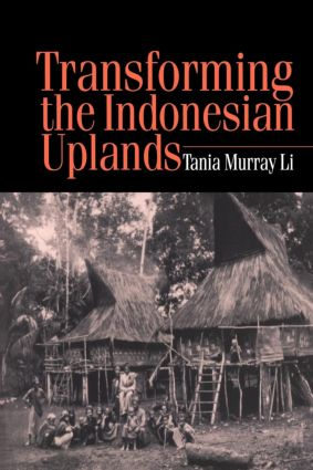 Transforming the Indonesian Uplands (Paperback) book cover