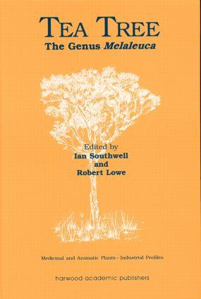 Tea Tree: The Genus Melaleuca book cover
