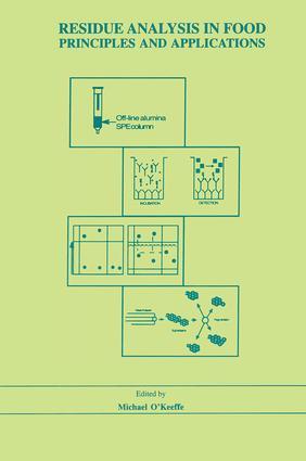 Residue Analysis in Food