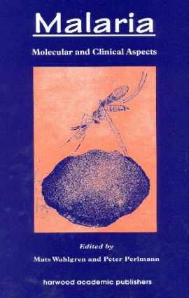 Malaria: Molecular and Clinical Aspects, 1st Edition (Hardback) book cover