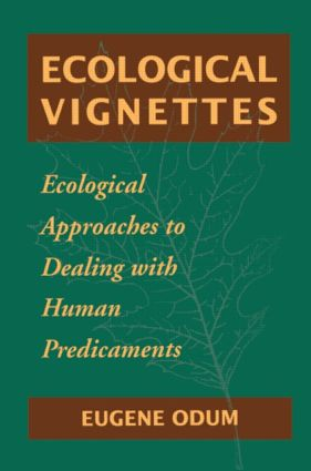 Ecological Vignettes: 1st Edition (Paperback) book cover