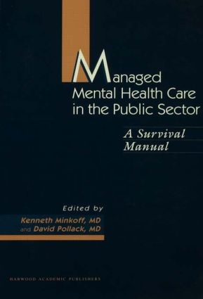 Man Mental Health Care: 1st Edition (Paperback) book cover