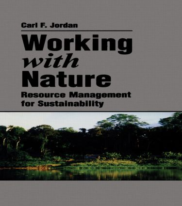 Working With Nature: 1st Edition (Hardback) book cover